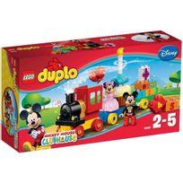 Lego - La parade d'anniversaire de Mickey et Minnie - 10597