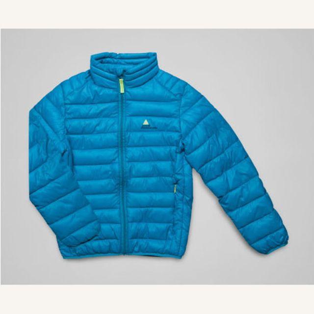 222239937715c Peak Mountain - Peak Mountain - Doudoune fine garçon Eceking- turquoise