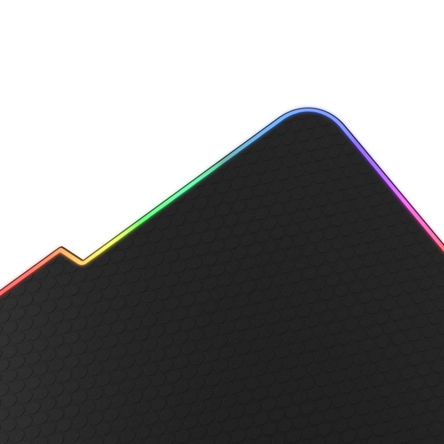 Tapis de souris Fury Ultra RGB HyperX