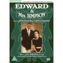 Network - Edward And Mrs Simpson IMPORT Coffret De 2 Dvd - Edition simple