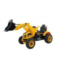 Tracteur Grue Enfant 12V