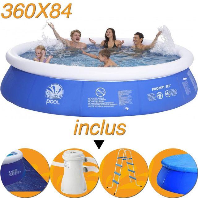 Piscine center o 39 clair piscine jilong hors sol - Piscine hors sol acier pas cher ...