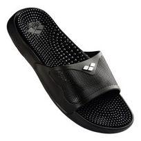 Arena - Chaussures de natation Marco X Grip noir argent