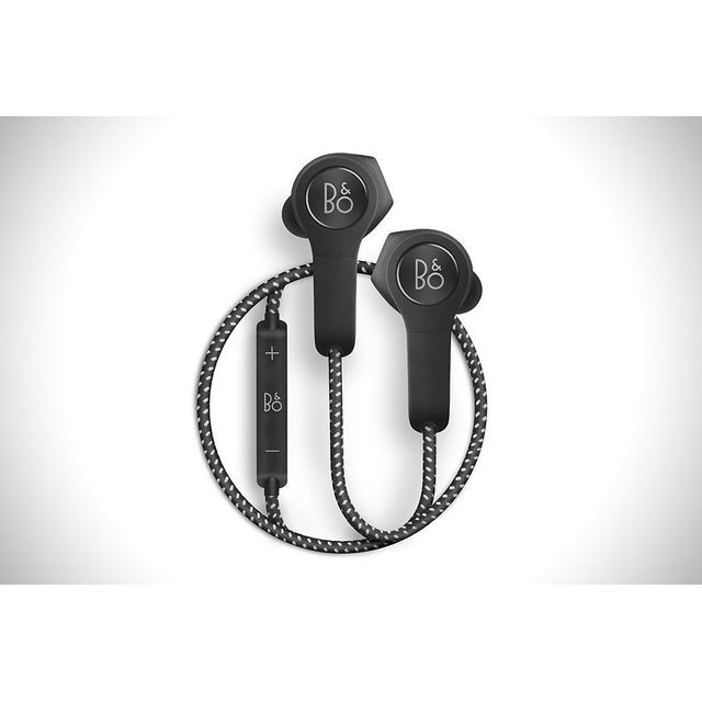 BANG & OLUFSEN Ecouteurs Intra auriculaire B&O Play H5 Bluetooth Noir - BEOPLAYH5BK