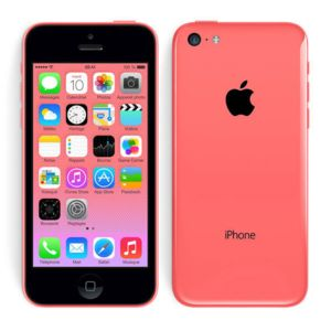 destockage apple iphone 5c 32 go rose reconditionn. Black Bedroom Furniture Sets. Home Design Ideas
