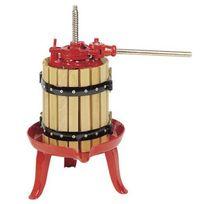 Bouchonnerie Jocondienne - pressoir à cliquet en hêtre 10l d20 - p10