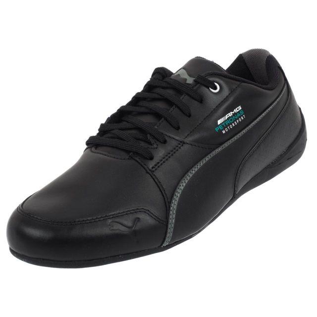 Pas Noir Ville 7 Chaussures 44431 Mode Mapm Puma Black Drift Cat HIeWYDE29