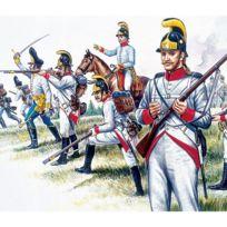 Italeri - Figurines Guerres napoléoniennes : Infanterie autrichienne