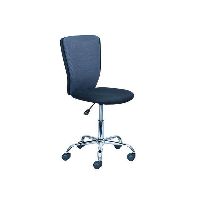 Altobuy Neo Chaise de Bureau Grise et Noire pas cher