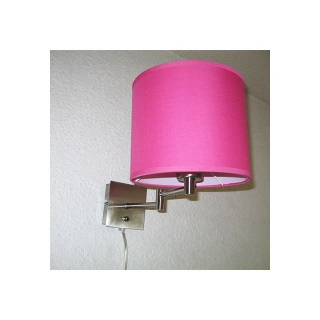 Home Sweet Home - Lampe applique Articulée Nuit Paisible Rose - pas ...