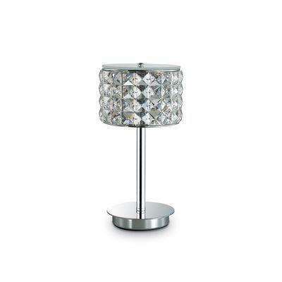 boutica design lampe poser roma 1x40w ideal lux 114620 multicolor pas cher achat. Black Bedroom Furniture Sets. Home Design Ideas