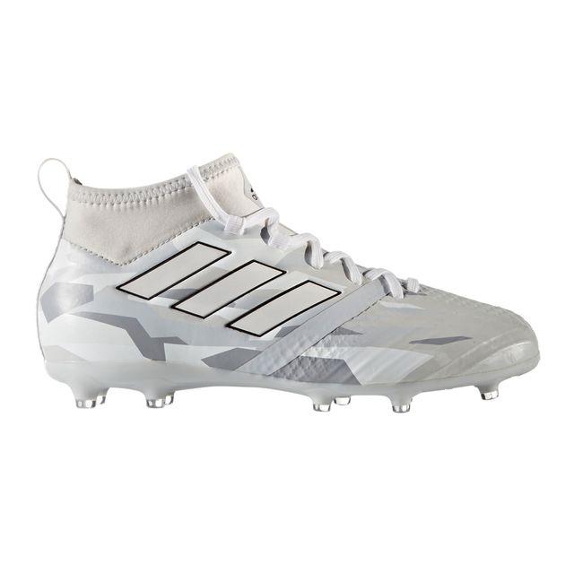 Adidas performance - Chaussures football Adidas Ace 17.1 Fg Gris Junior