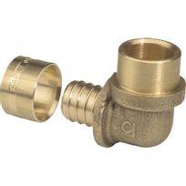 Cipso - Coude Per à glissement - diamètre 12 à souder tube cuivre 12