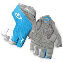 Giro - Strada Massa Supergel - Gants - gris/turquoise