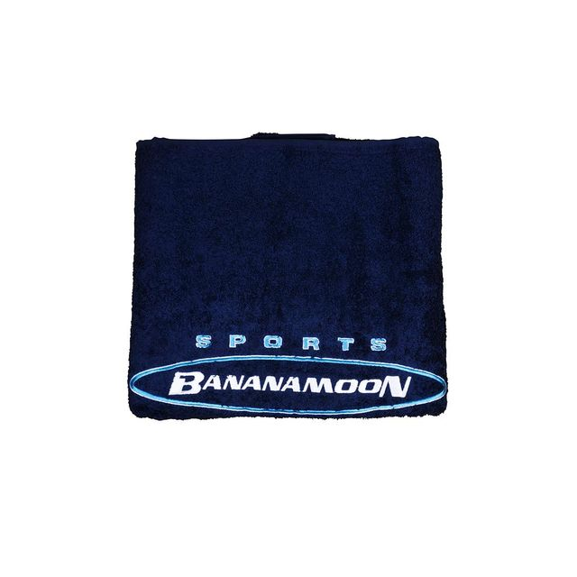 banana moon serviette de plage bleu marine plain towely 0cm x 0cm pas cher achat vente. Black Bedroom Furniture Sets. Home Design Ideas