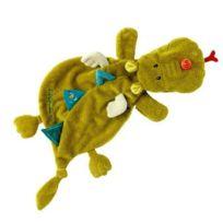 Lilliputiens - Doudou plat marionnette Walter