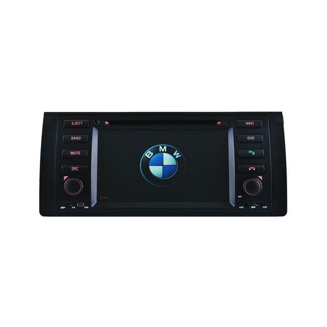 Auto-hightech Autoradio Gps Bluetooth Bmw X5 E53 & SŽrie 5 E39
