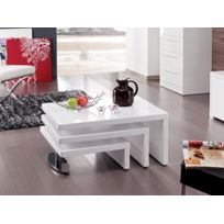 Table basse jardin design - Achat Table basse jardin design - Rue du ...