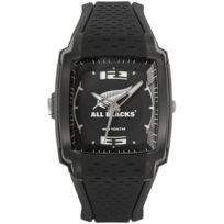 All Blacks Montres - Montre All Blacks 680135 - Montre Multifonctions Noire Analogique Homme