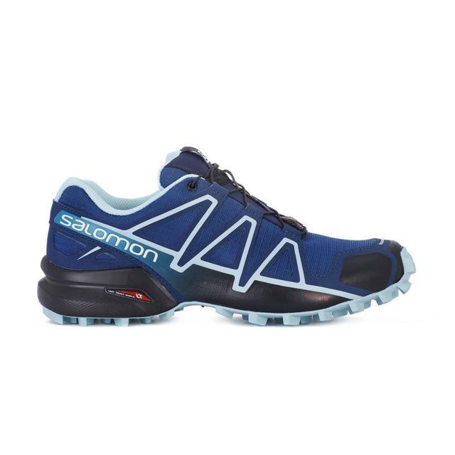 Salomon Chaussure de trail Speedcross 4 W pas cher Achat