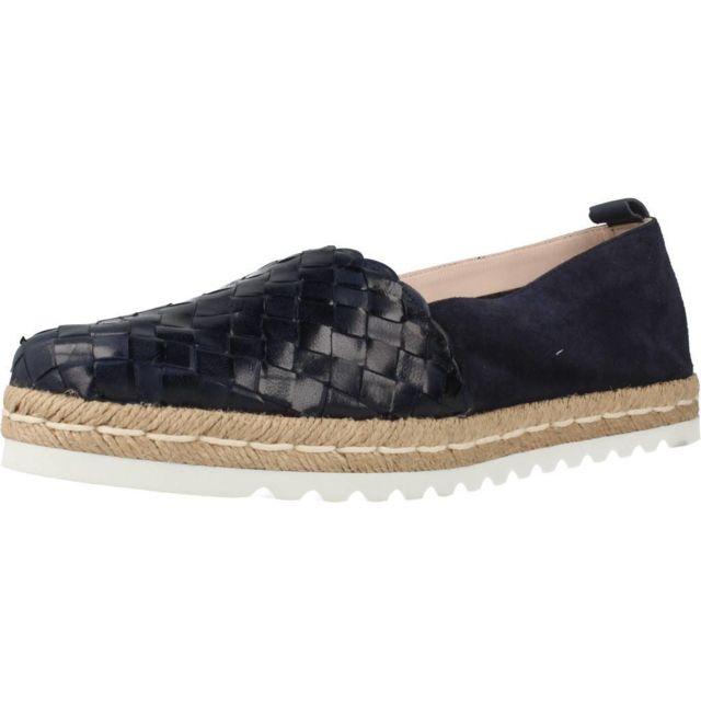 Kess Mocassins et chaussures bateau femme 16040, Bleu