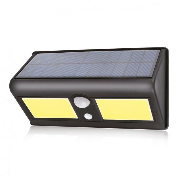 Super NITYAM - Lampe solaire d'extérieur LED 350 Lumens IP44 avec SK-66