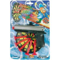 Multi Toys - Imitations - Pistolet Fleches Cible Ronde