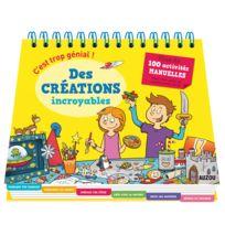 Editions Auzou - C'est Trop Génial : Des créations manuelles incroyables