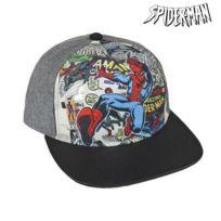 65eabaf44ffd Marque Generique - Casquette pour enfant motif Spiderman visiere noir - Casquette  protection solaire enfant