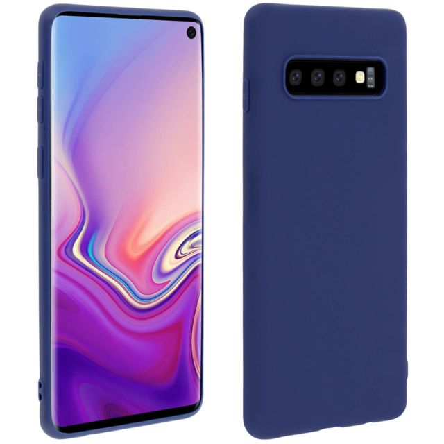Coque Samsung Galaxy J6 Plus Protection Souple Soft Touch Anti