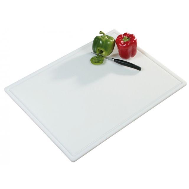 planche d couper en plastique accessoire de d coupe blanc pas cher achat vente planche. Black Bedroom Furniture Sets. Home Design Ideas