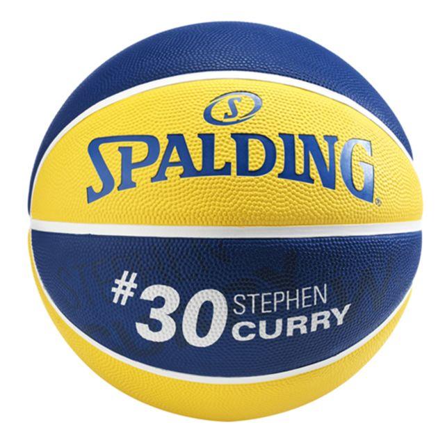 af1638e76c142 Spalding - Ballon Nba Player Ball Stephen Curry - pas cher Achat / Vente  Ballons basket - RueDuCommerce