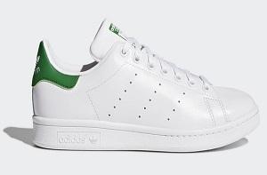 sports shoes 96b9e b6d39 Description - Adidas - Stan Smith classic M20605 Blanc   Vert