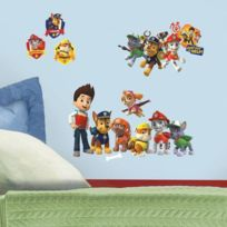 Roommates - 37 Stickers personnages Pat' Patrouille
