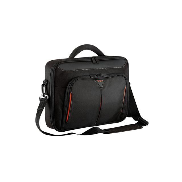 TARGUS CN414EU - Sacoche PC Classic+ Clamshell 14'' - Noir