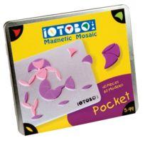 Iotobo - Mosaïques Pocket : Rose et violet