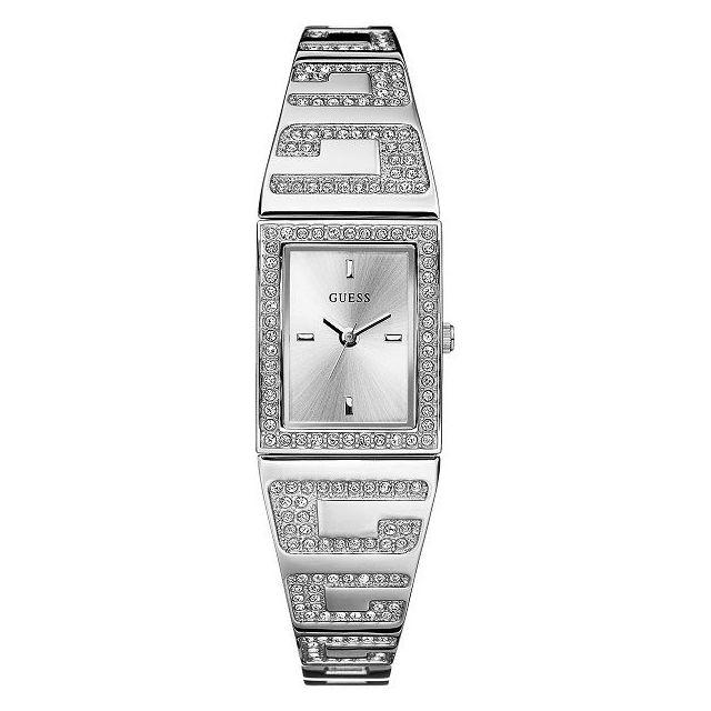 a08325982b Guess - W13073L1 - montre femme - quartz - argent Achat / Vente ...
