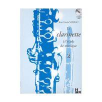 Cube - La clarinette à l'école de musique Volume 2