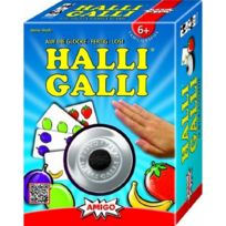 Amigo - 1700 Jeu de société Halli Galli Langue: allemande