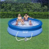 Intex - Kit piscine autostable
