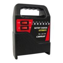 Carpoint - Chargeur de Batterie 12 Amp Voiture, moto, bateau 6V et 12V