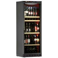 Calice - Cave à vin de service - 1 temp 116 bouteilles - Noir Aci-cal643E - Encastrable