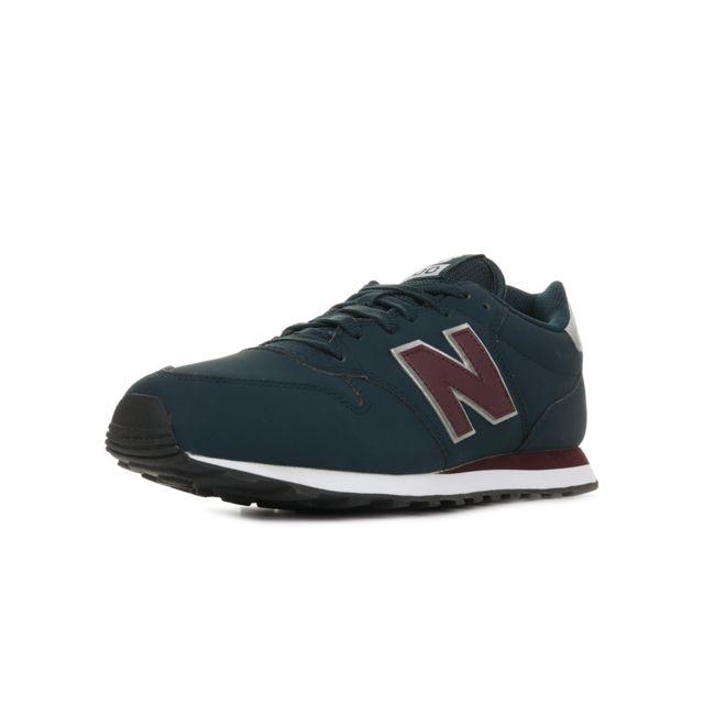 New Balance 500 Nab pas cher Achat Vente Baskets homme