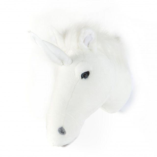 Bibib & Co - Tête de licorne