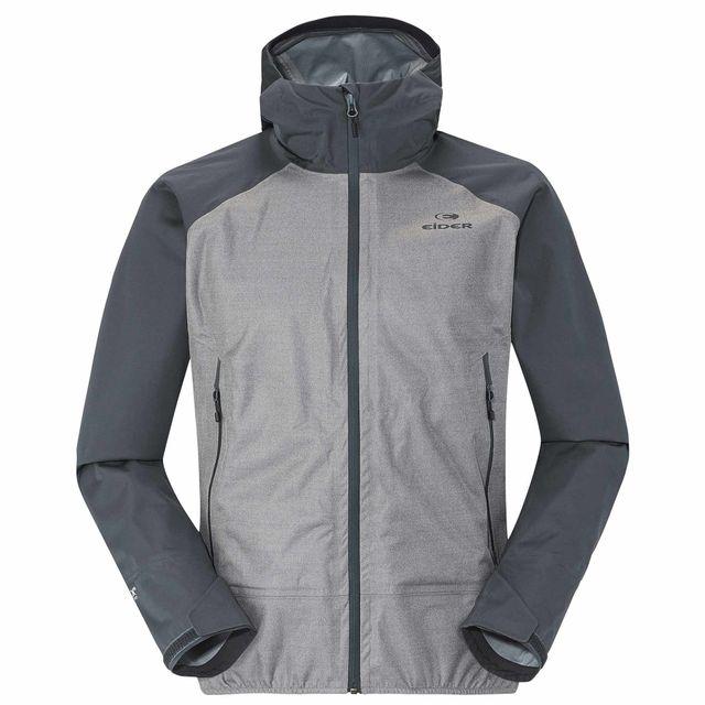 Eider - Veste Gore-tex Eider Target Spirit 3.0 Grey Cloudy crest Black Homme ad3b433c44c1