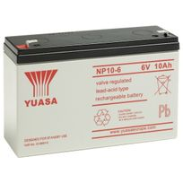Yuasa - Batterie Np10-6