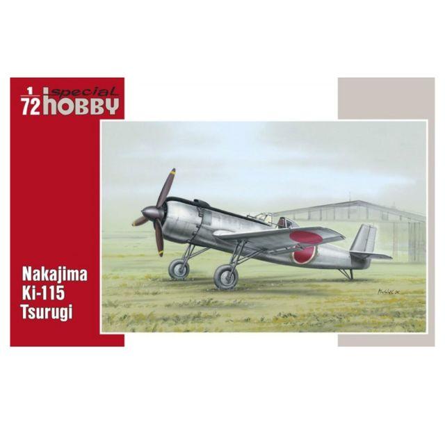 Special Hobby Maquette avion : Nakajima Ki-115 Tsurugi