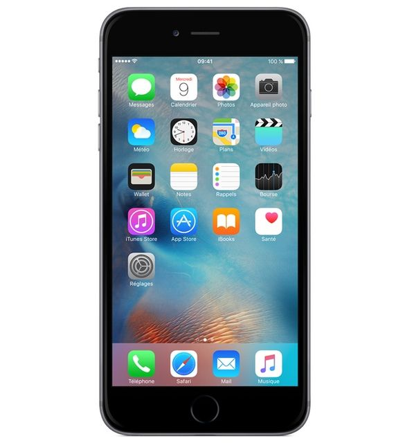 APPLE iPhone 6 plus gris sidéral 16go - Reconditionné