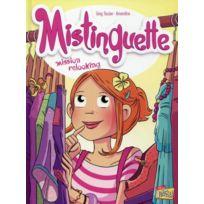 Jungle - Mistinguette tome 5 ; mission relooking