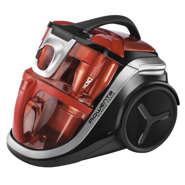 rowenta aspirateur sans sac multi cyclonic ro8333eb. Black Bedroom Furniture Sets. Home Design Ideas